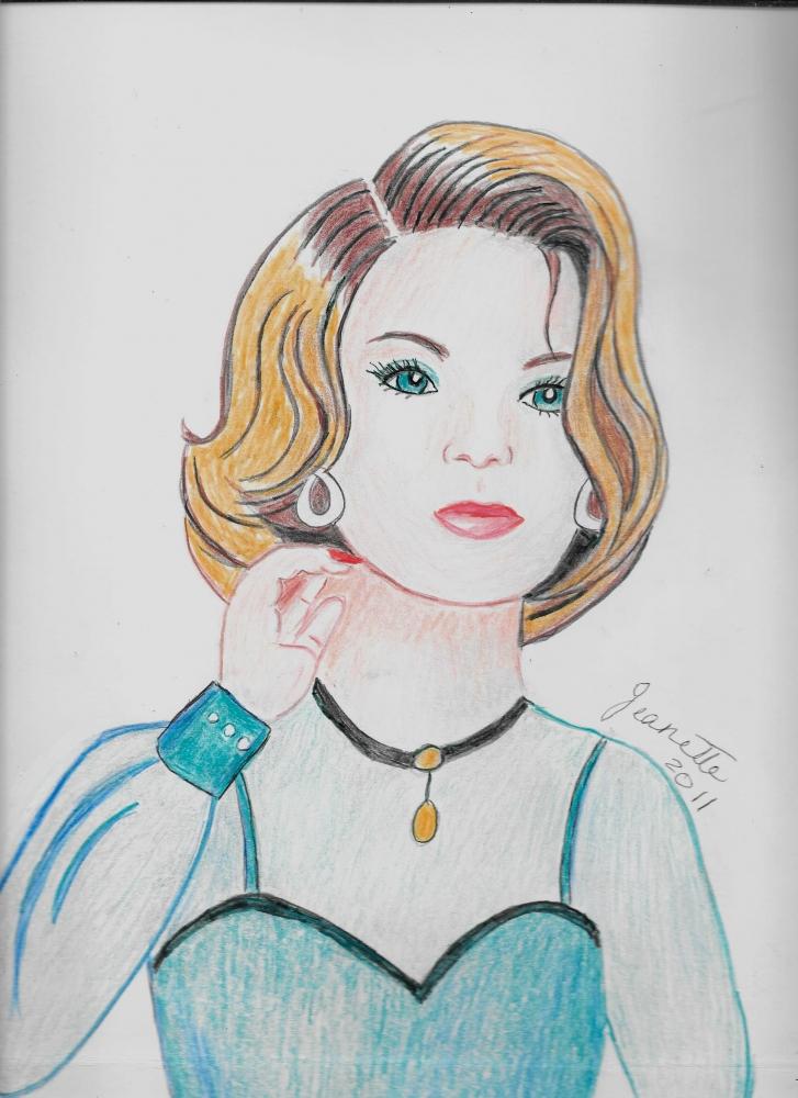 Marilyn Monroe by Jeanette